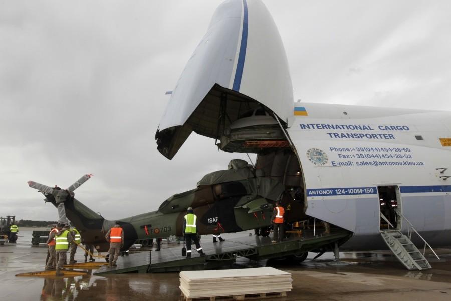 2017 год должен стать решающим для Антонова, который станет официальным стратегическим перевозчиком НАТО и возобновляет производство Ан-225 Мрия совместно с Китаем.