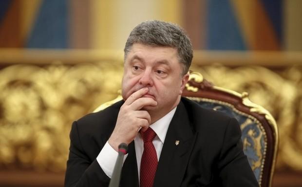 Порошенко подал вРаду неотложный законодательный проект одопуске иностранных военных в Украинское государство