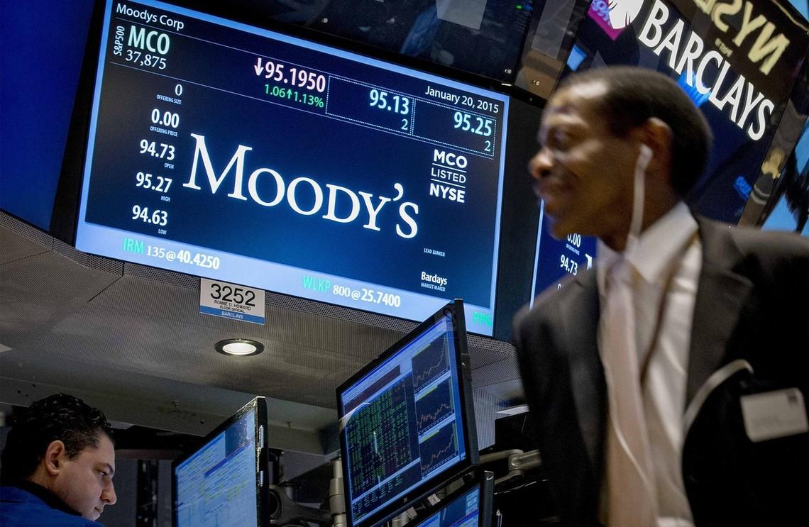 Агентство Moody's заплатит крупный штраф заложный рейтинг