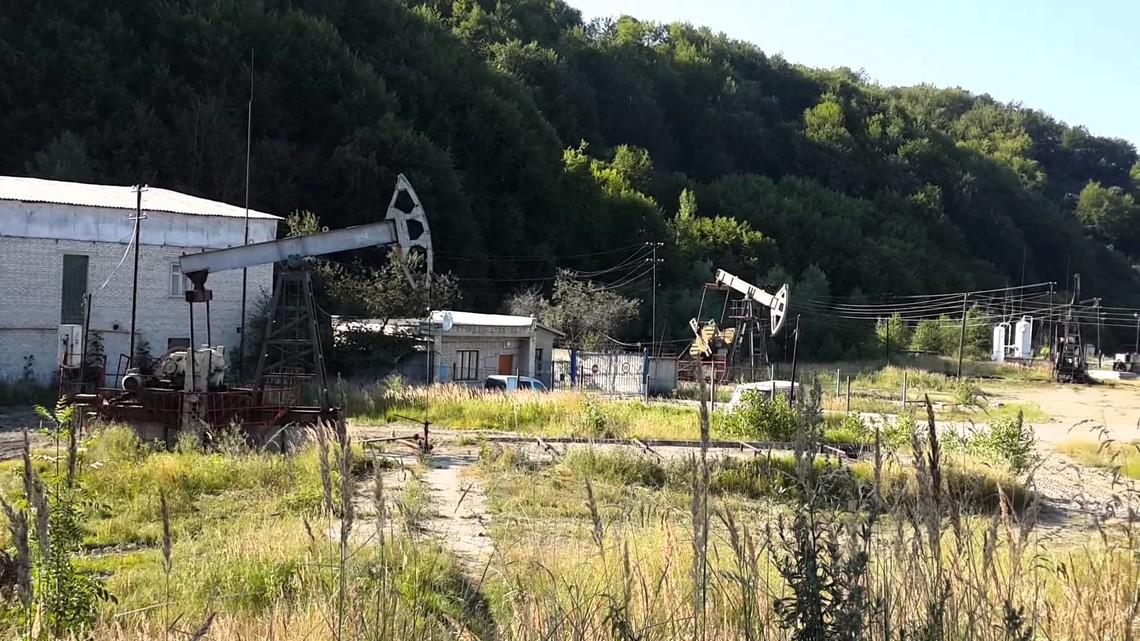 Vydobutok nafty v ukrayini m.boryslav large