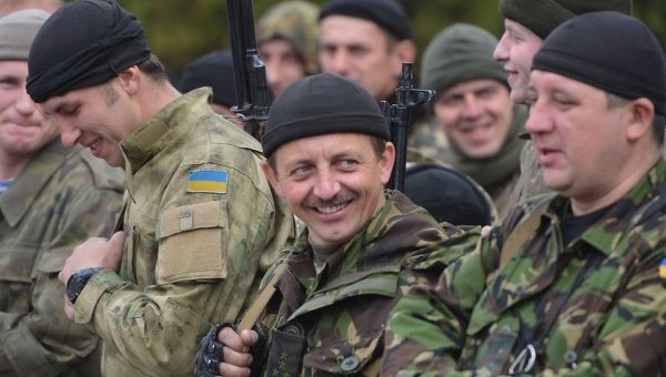 Украина будет отмечать День украинского добровольца
