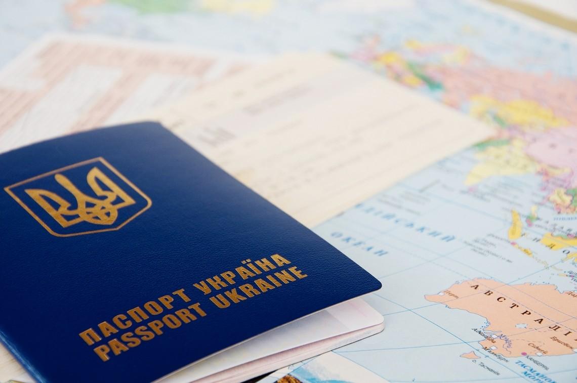 РФ разделила сКирибати 39 место врейтинге по«силе» паспортов