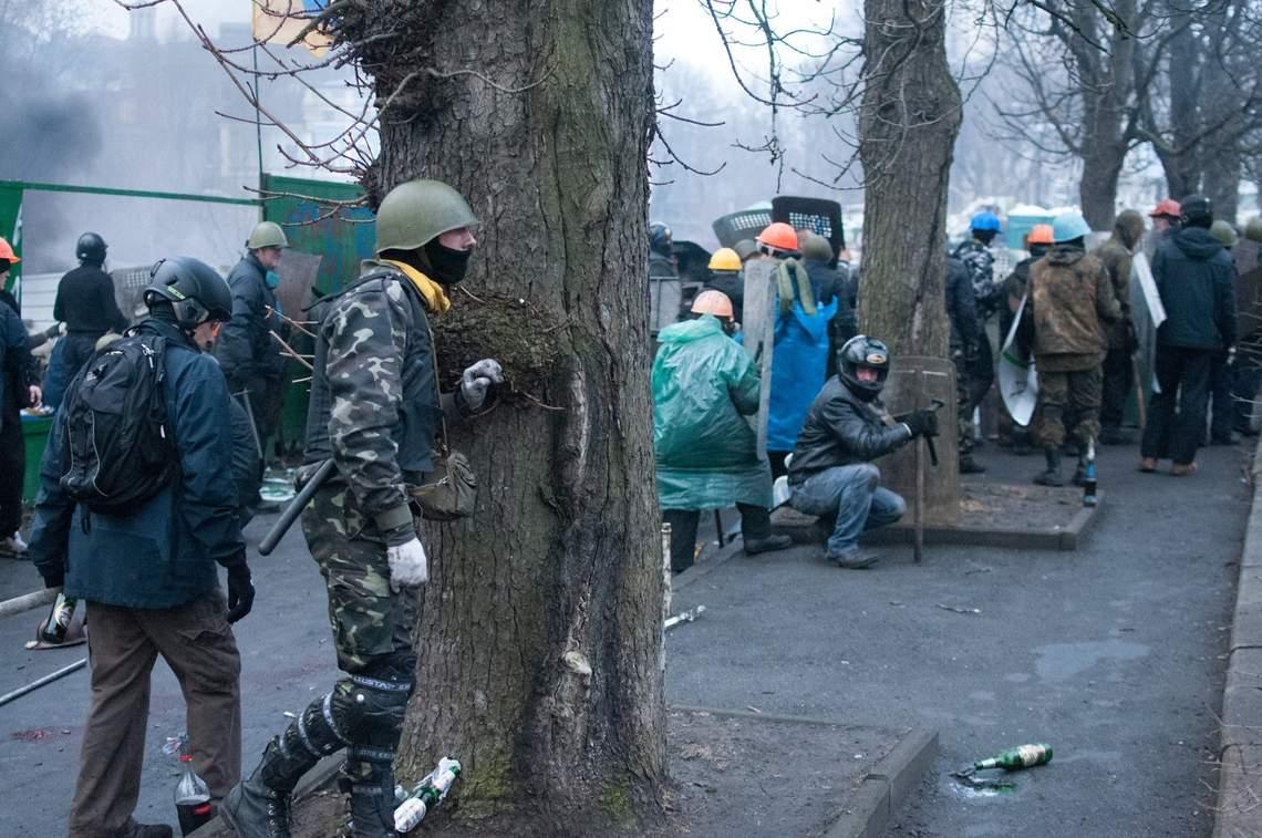 ГПУ выдвинула «беркутовцам» обвинения вубийстве— Дело Майдана