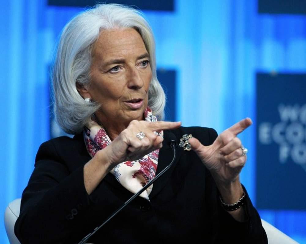 Лагард анонсировала предоставление четвертого транша Украине