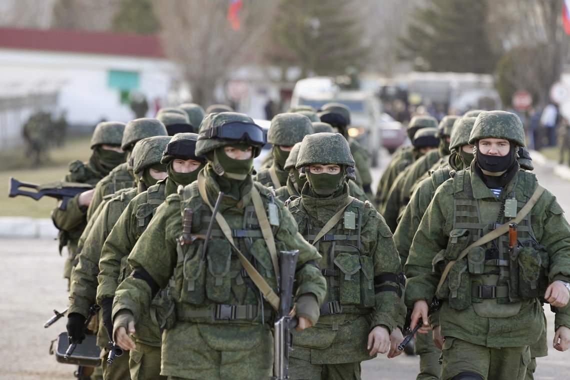 РФформирует вблизи границ Украинского государства 10-тысячную дивизию— Генштаб ВСУ