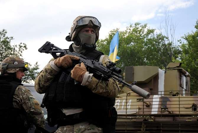 СМИ проинформировали о продвижении украинских войск вЛНР