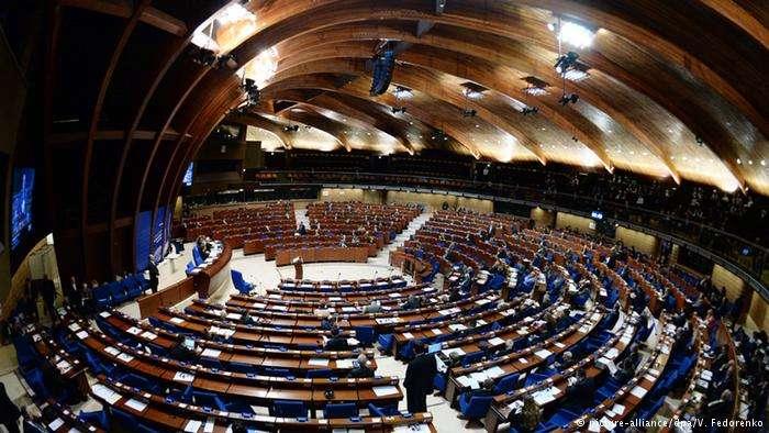 Делегация парламента Грузии участвует взимней сессии ПАСЕ