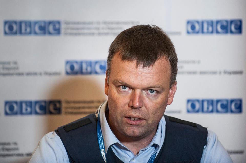 Столкновения вДонбассе были инициированы ВСУ— Постпред при ОБСЕ