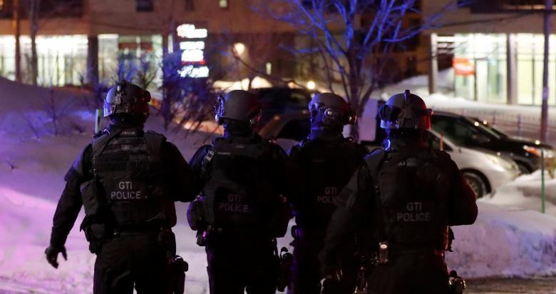 Премьер Канады назвал нападение намечеть вКвебеке терактом