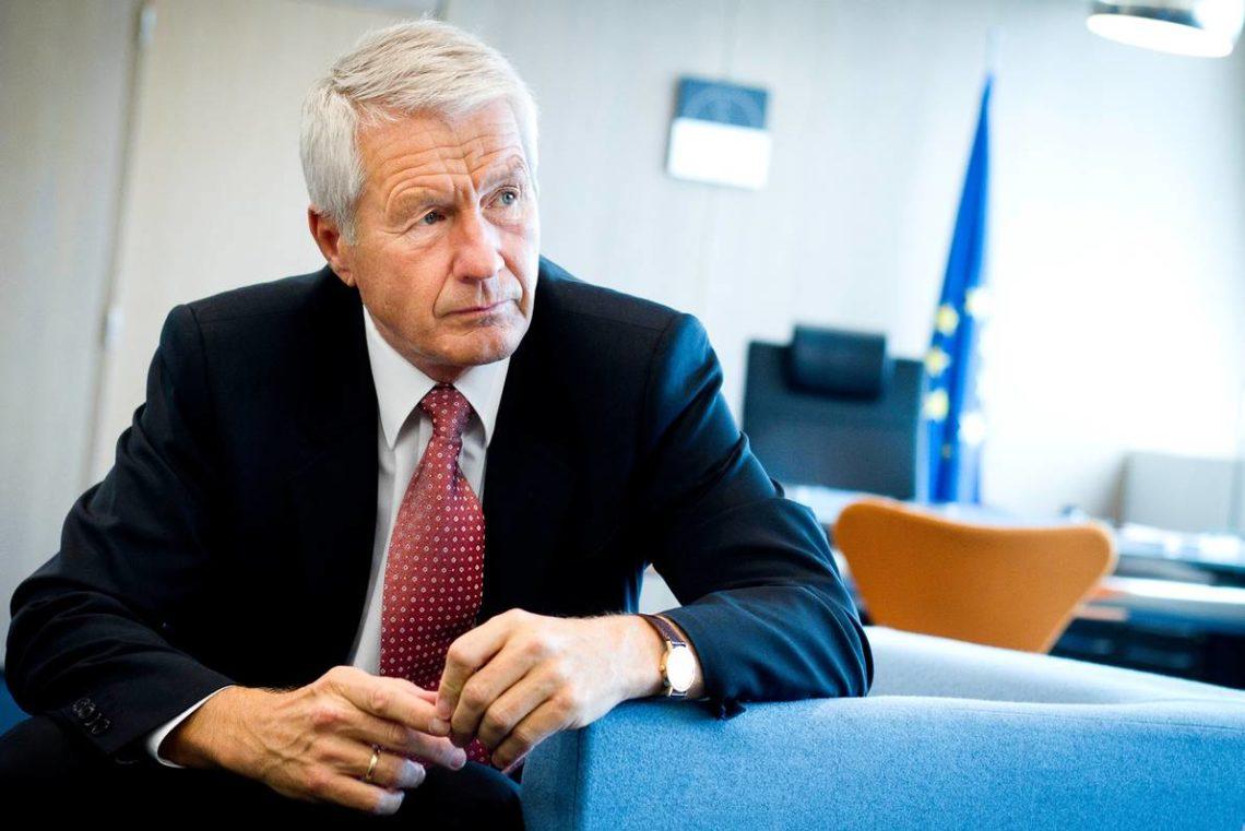 Начался визит генерального секретаря Совета Европы Турбьерна Ягланда вГрузию