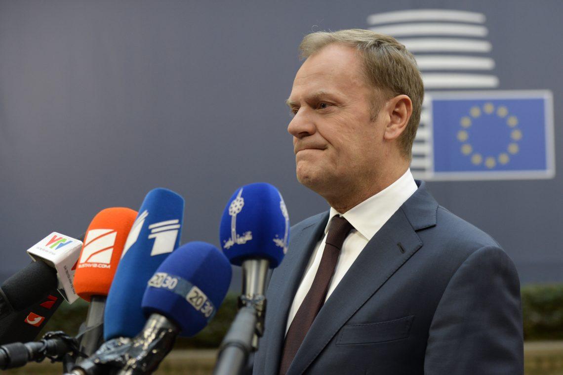 Руководитель Евросовета призвал РФ «повлиять наополченцев» ради мира вДонбассе
