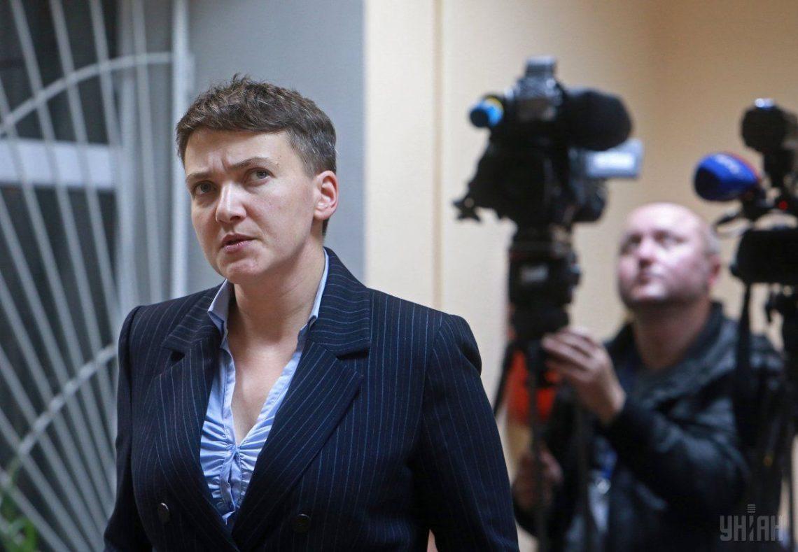Савченко заявила, что неисключена изкомитета понацбезопасности иобороне