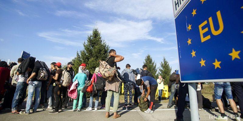 Европейская комиссия угрожает санкциями странам, нежелающим принимать беженцев