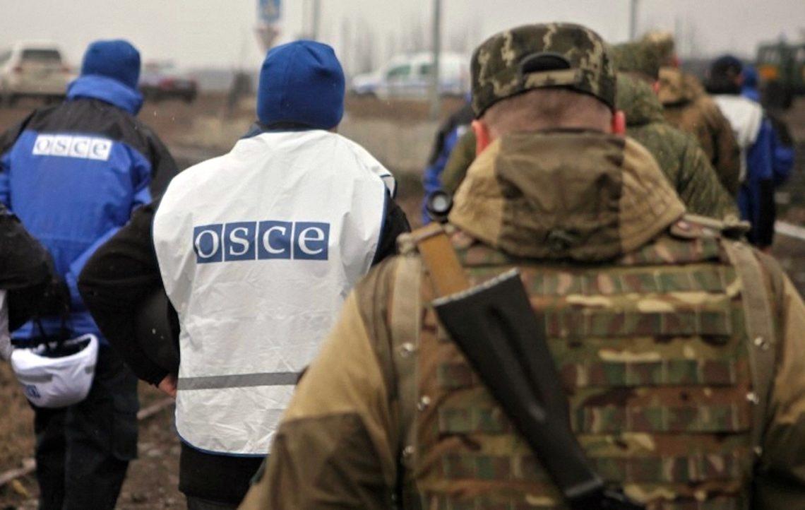 Уполномченных миссии непустили кместу обстрела вДонецке— ОБСЕ