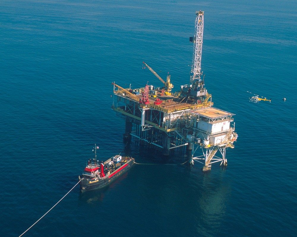 ВЧерном море обнаружили большие месторождения природного газа