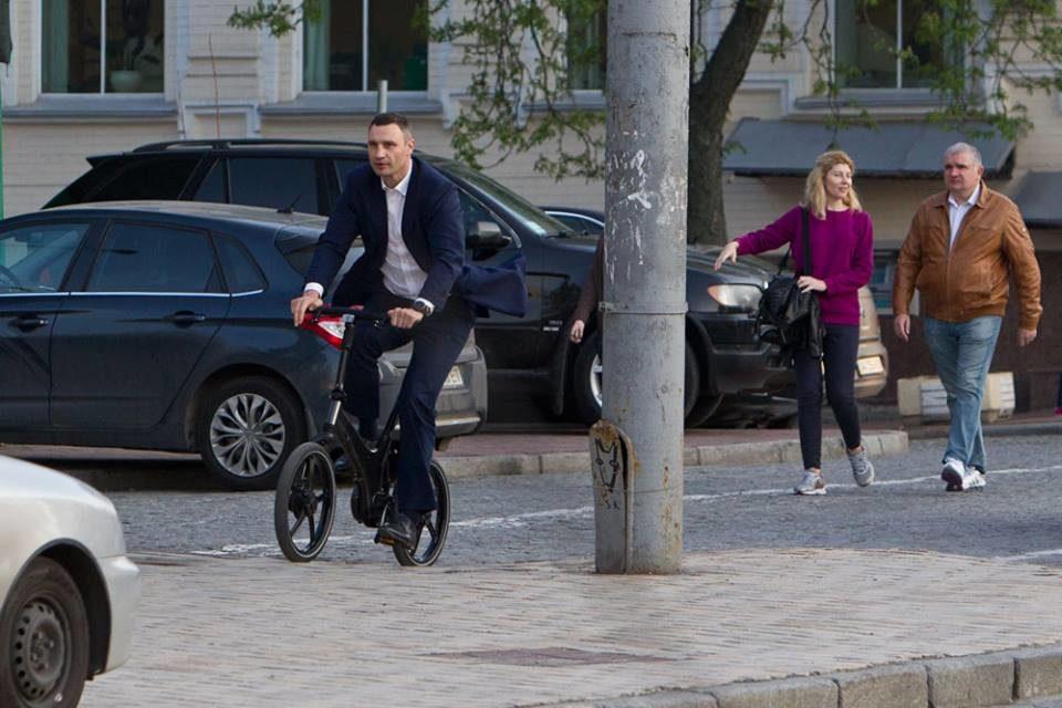 УКличко успокоили граждан столицы относительно запасов угля