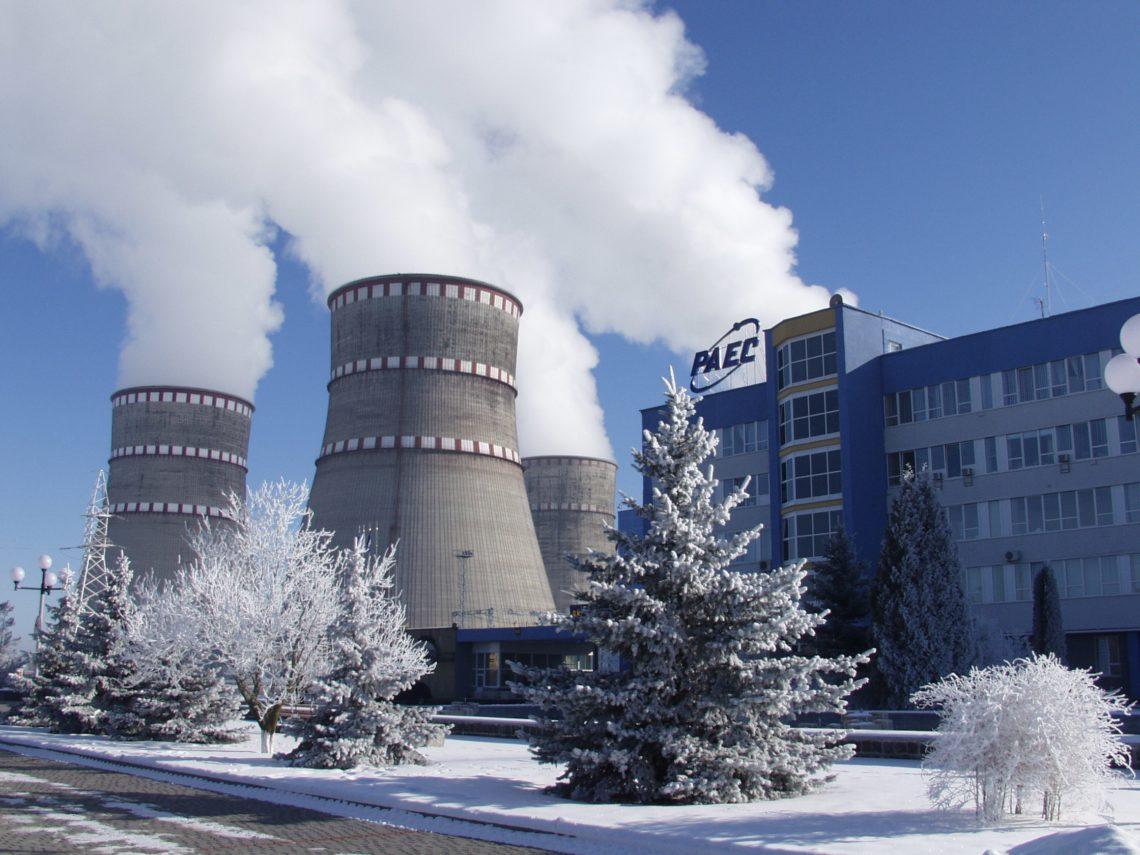 Ривненская АЭС запустила третий энергоблок после планового ремонта