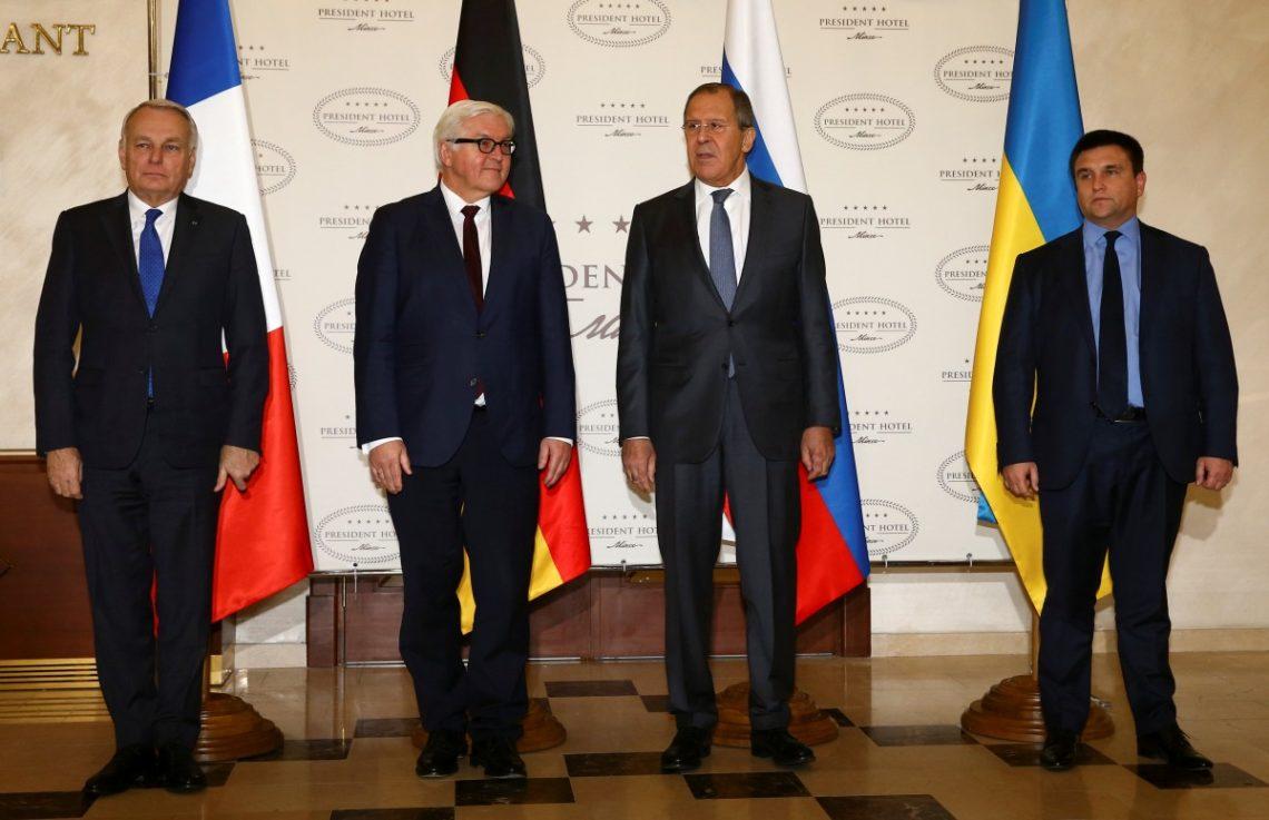 Франция строго раскритиковала В.Путина запаспорта «ДНР» и«ЛНР»