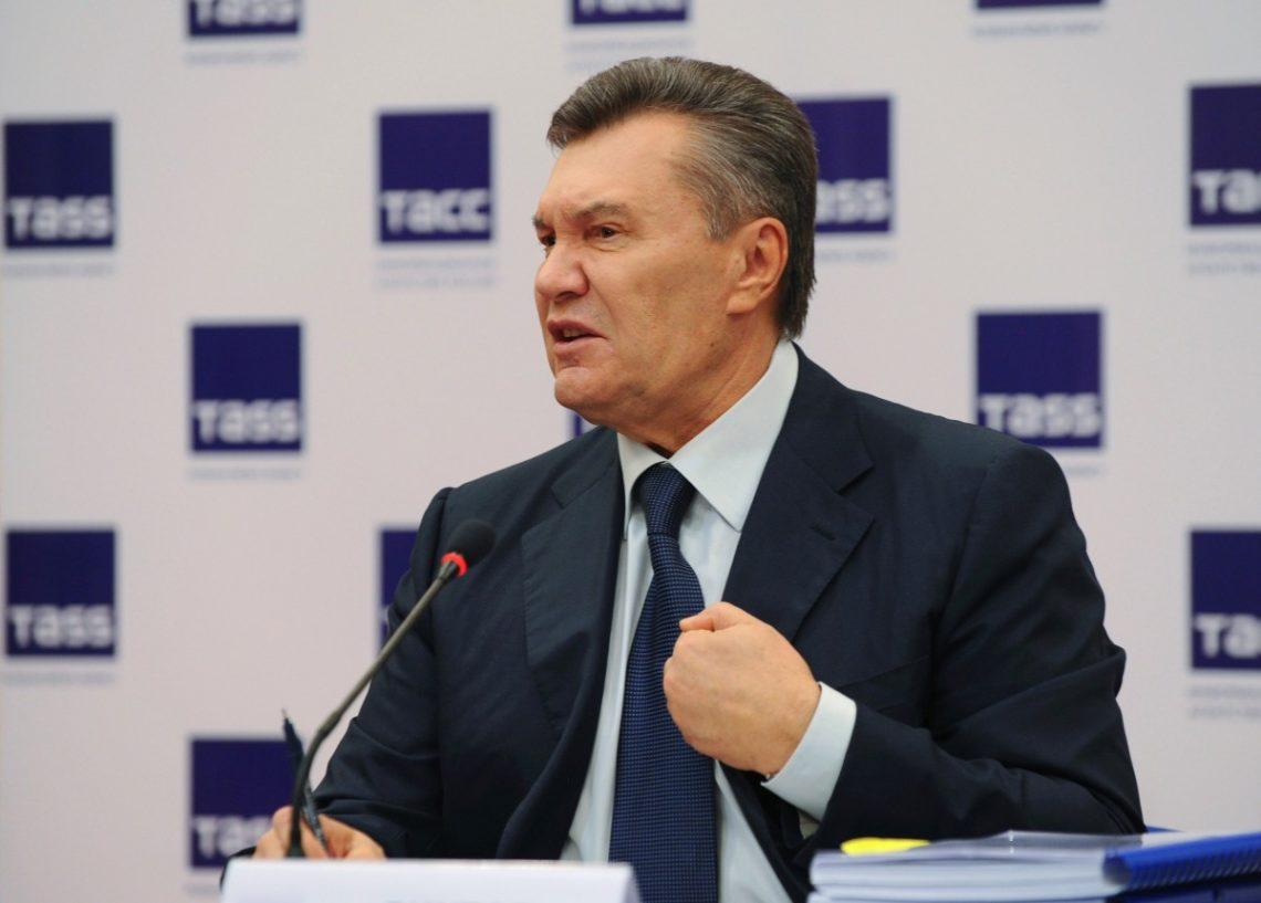 Немецкие средства массовой информации сообщают о том, что беглый президент Янукович обвиняет Клюева и Левочкина в применении силы к активистам Майдана.