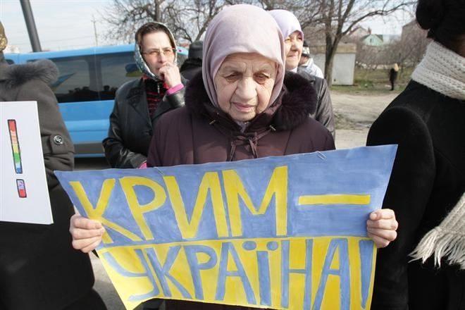 Минюст Украины: Киев потерял $100 млрд из-за присоединения Крыма кРФ