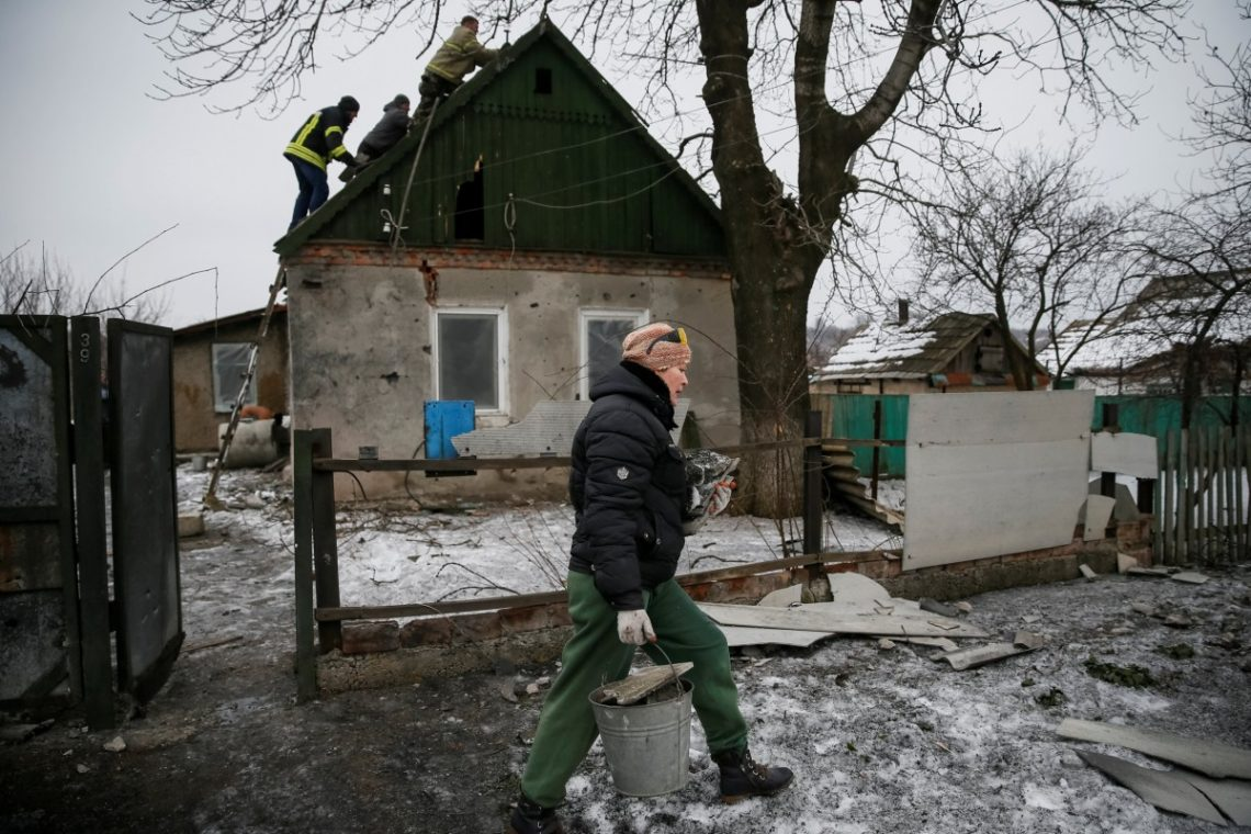 Жебривский: воды вАвдеевке осталось надва дня