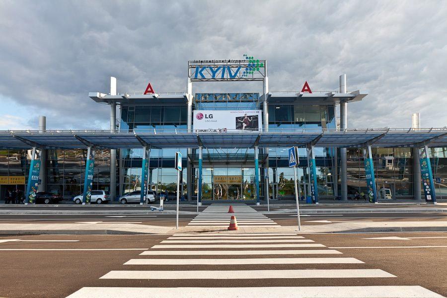 Аэропорт Жуляны кконцу весны 10 дней небудет работать