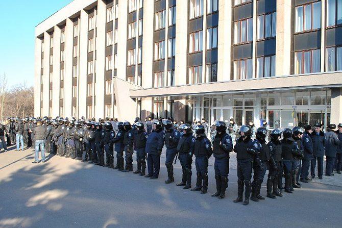 ГПУ проводит обыски вКриворожском горсовете— Ю.Луценко