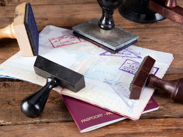 Кабмин упростил правила оформления виз для заезда в государство Украину