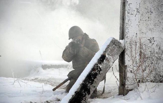 Бойцы АТО вАвдеевке утверждают, что будут стрелять вответ напровокации