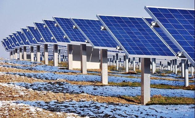 Норвежская компания предложила Украине построить две солнечные станции повыробатыванию электричества