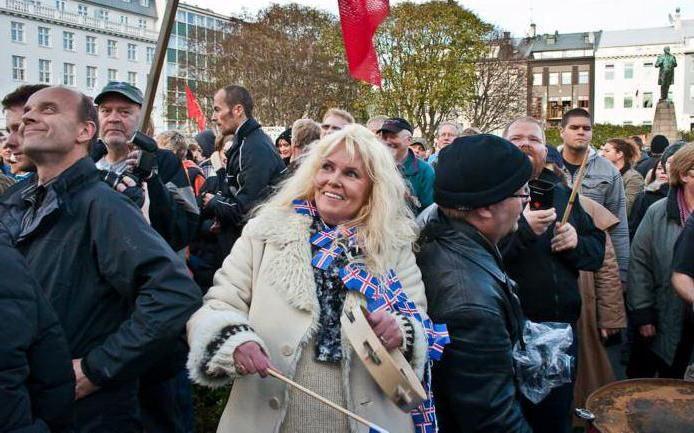 Исландия первой вмире уравняет заработной платы мужчин иженщин