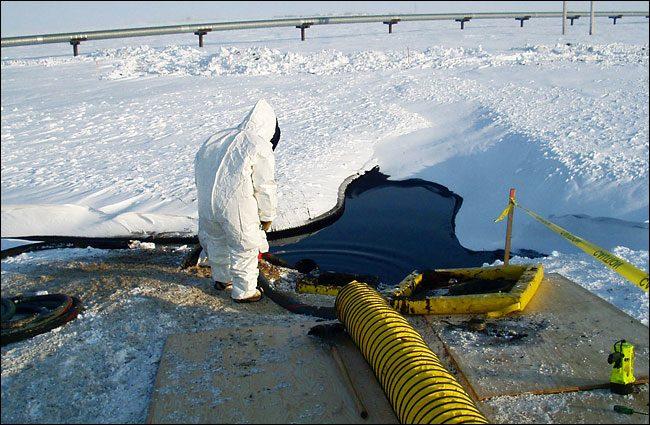 НаАляске открыто крупное месторождение нефти