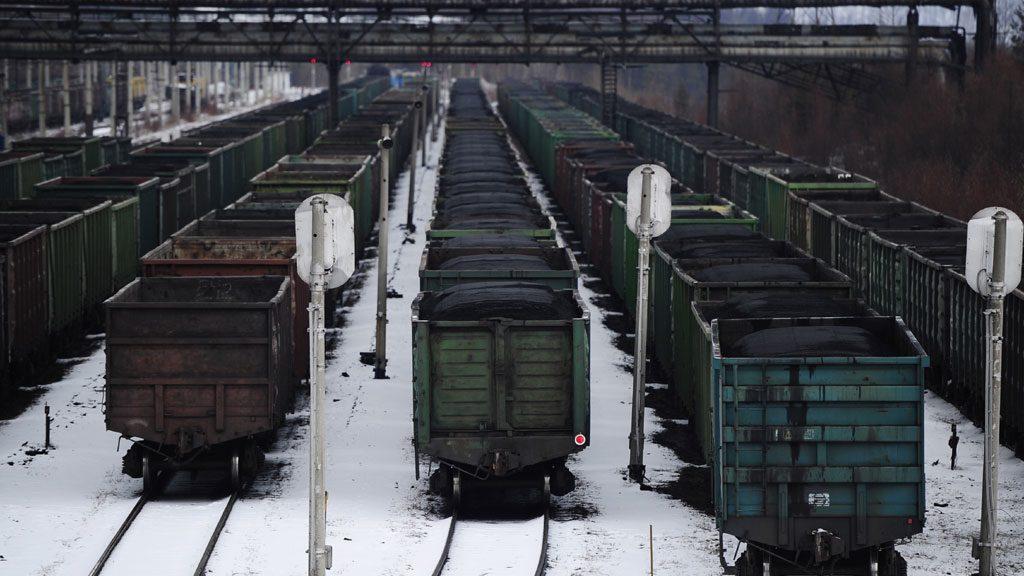 Украина ввозит из Российской Федерации практически 70 процентов нужного ейугля