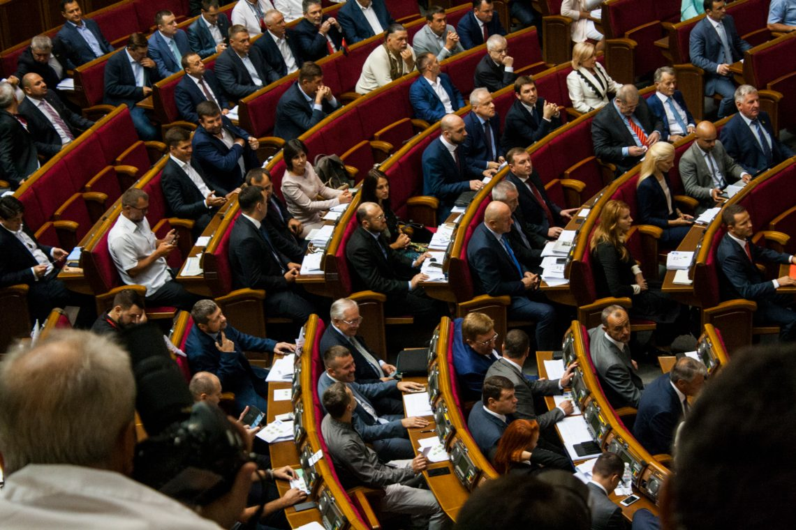 Сенат Канады поддержал соглашение оЗСТ с Украинским государством