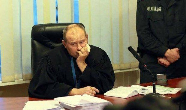 ВМолдове продлили арест судье Чаусу на10 суток