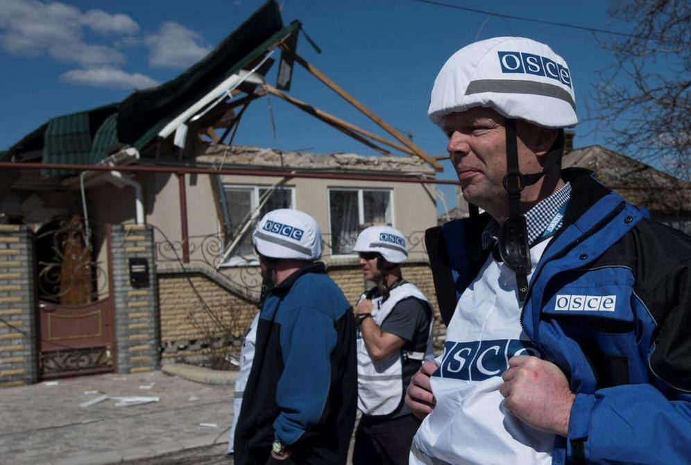 ОБСЕ продлила нагод действие мандата наблюдательной миссии вгосударстве Украина