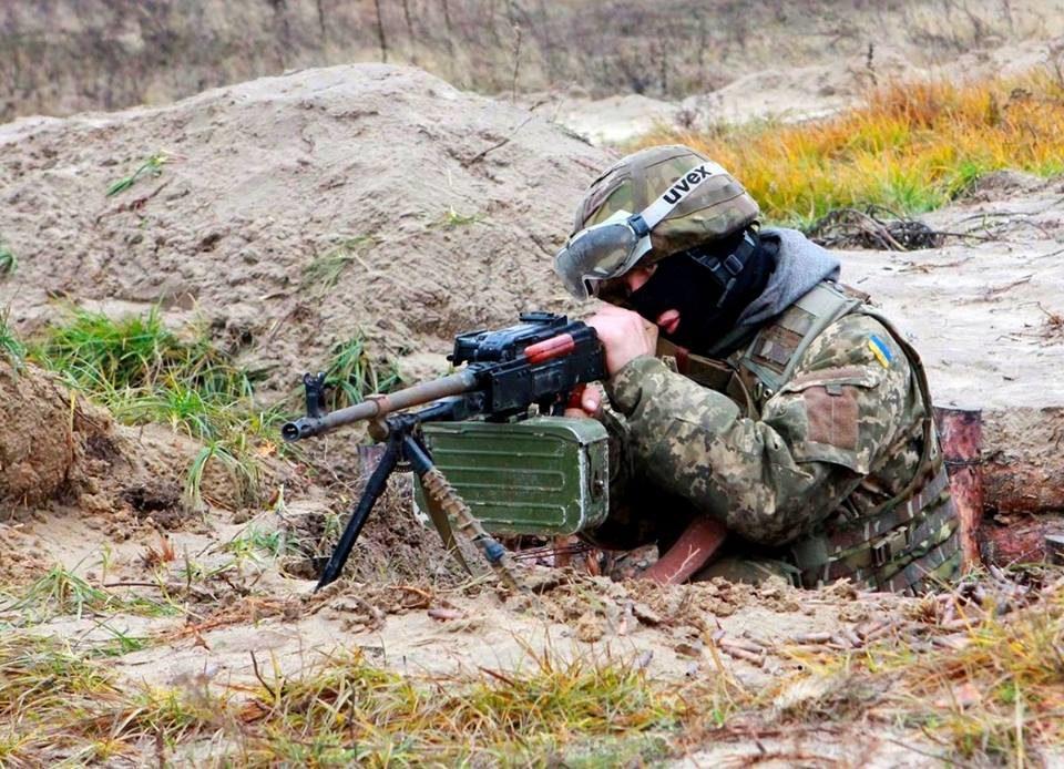 Завремя АТО Минобороны выплатило военным 153 млн. грн