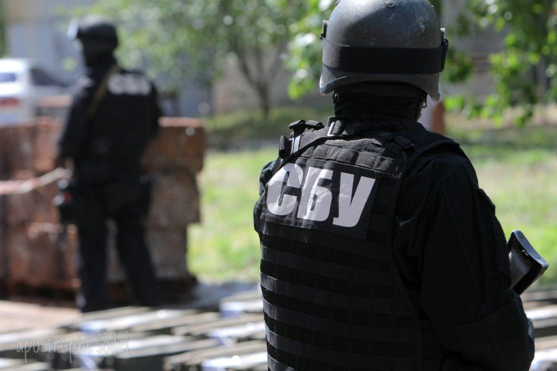 НаЧонгаре задержали «самооборонца» с русской наградой заКрым