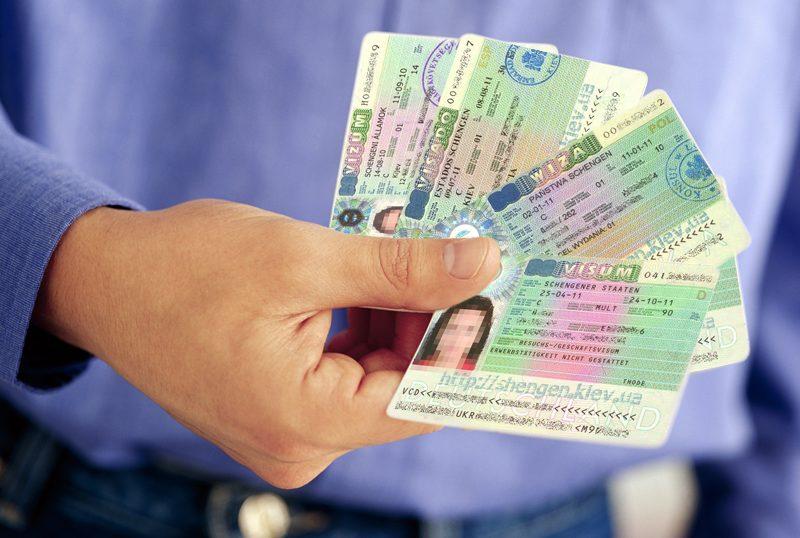 Треть шенгенских виз украинцы получили бесплатно,— МИД