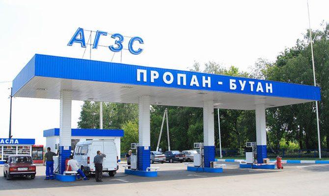 Киевская городская госадминистрация рассчитывает за месяц демонтировать все незаконные автогазозаправочные станции.