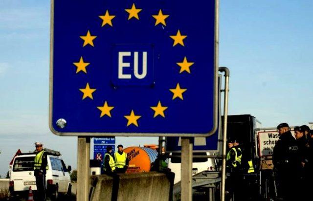 ГПСУ: Новые пограничные правила европейского союза некоснутся украинцев