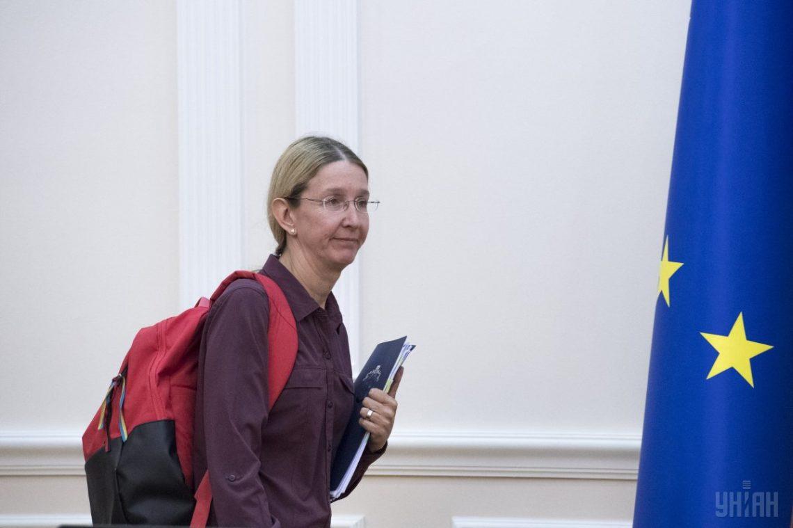 Супрун: Украина получила партию фармацевтических средств для онкобольных на60 млн грн