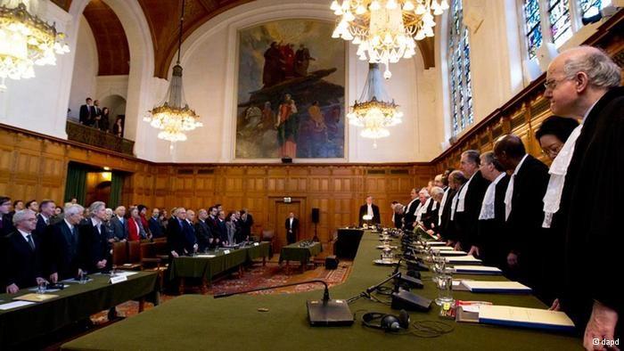 Решение Гаагского суда поиску Украины противРФ будет понятно 19апреля