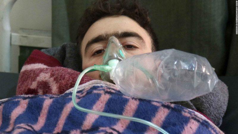 ВАмерике убеждены, что Российская Федерация знала оподготовке химатаки наСирию