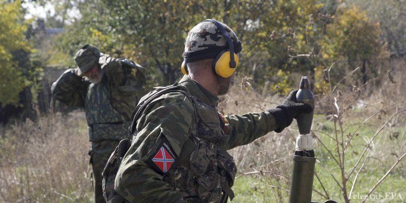 Боевики обстреляли силы АТО ушахты «Бутовка»: умер военный