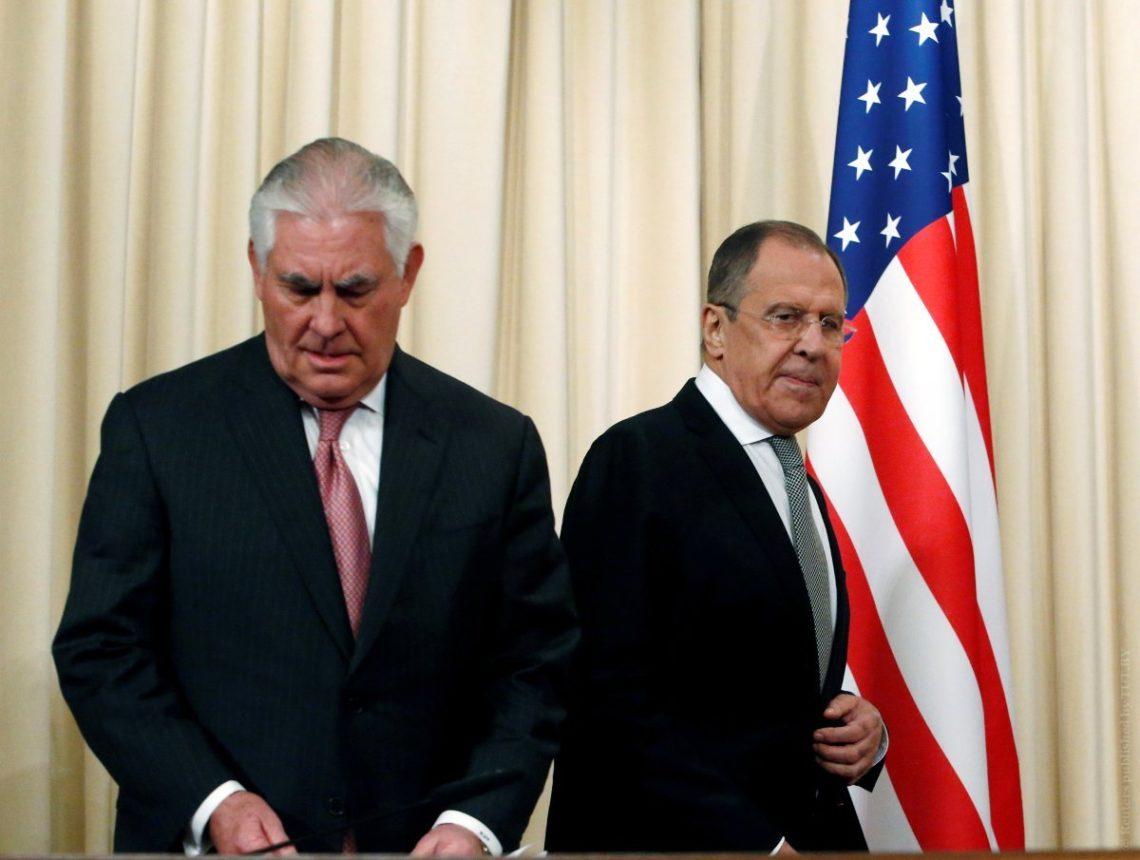 Тиллерсон назвал условие для улучшения отношений сРоссией
