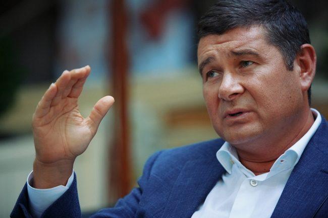 Онищенко получил статус политбеженца водной изстранЕС