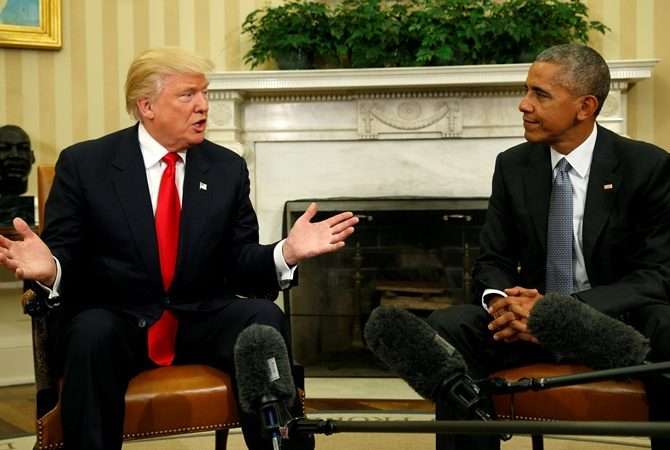 Трамп объявил ополнейшем провале внешней политики США