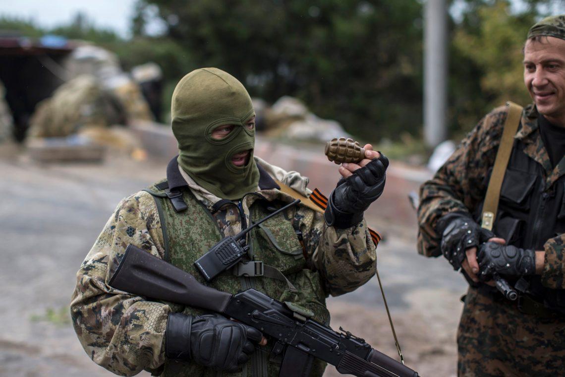 ВЛНР сообщили обобстреле Первомайска сукраинской стороны