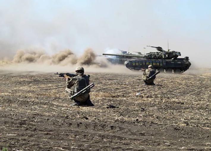 Литовские офицеры обучат украинских военнослужащих